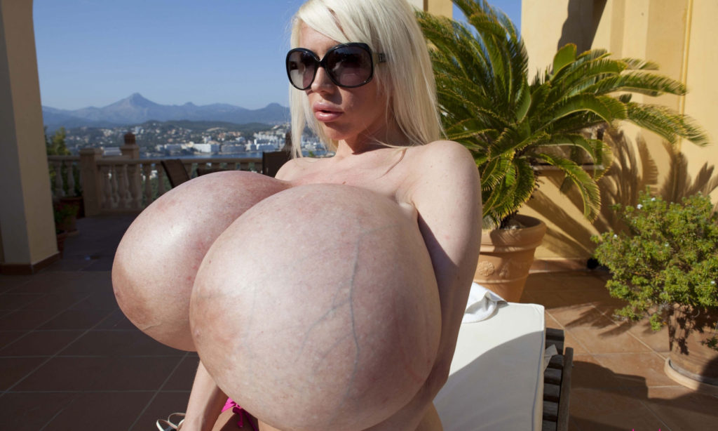 biggest tits